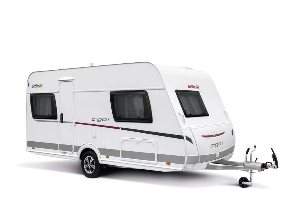 Wohnwagen Etagenbett Sicherung : Dethleffs c go qsk mit doppelbett vorne und etagenbetten