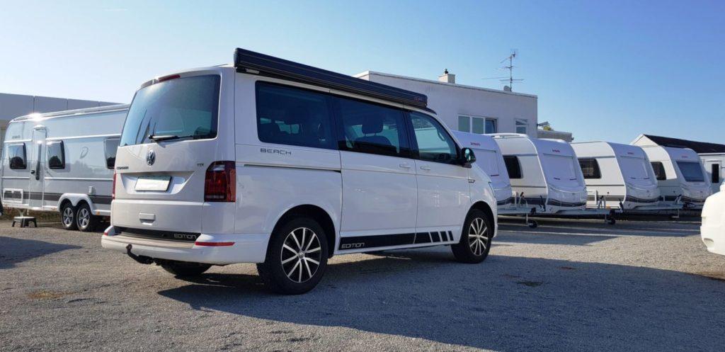 VW T6 California Beach